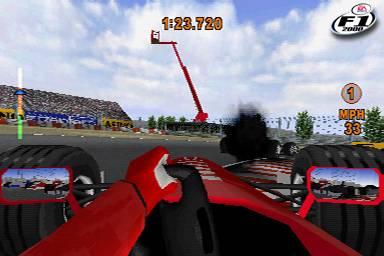 Novo Mil 234 Nio Jogos F1 2000 Chega Em Portugu 234 S Ao Brasil