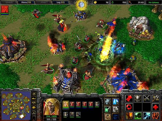 warcraft iii reign of chaos the frozen throne rar full game free pc