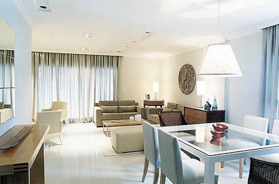 fotos sala de apartamento decorados