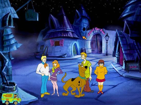 Novo Milenio Fenasoft 2001 Scooby Doo Estreia Nas Telas Dos Pcs